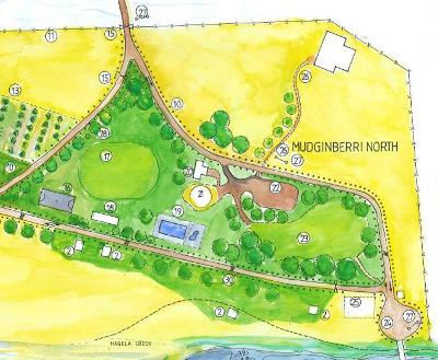 Mudginberri North Plan
