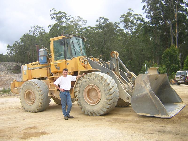 Annual monitoring reports for local quarry