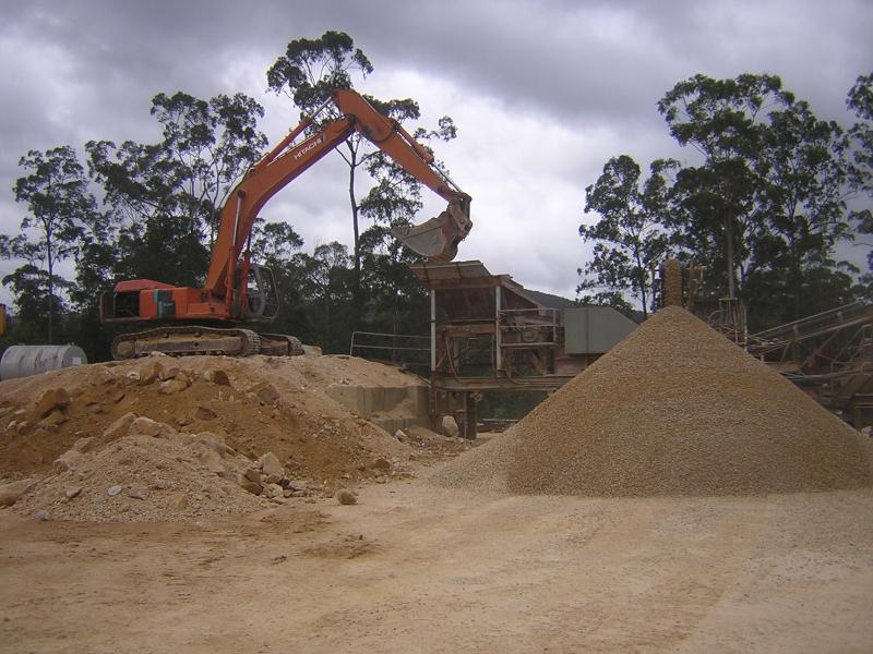 Town planning advice for local quarry operator