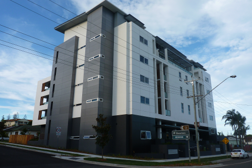Housing NSW Development Cnr Gordon and Mowle Sts Port Macquarie