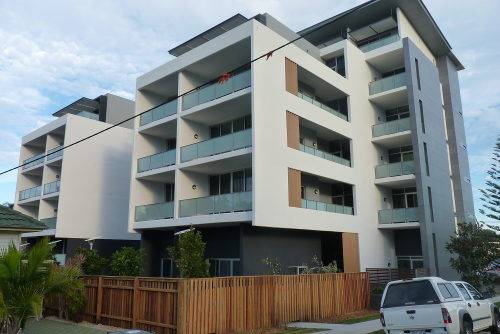 Housing NSW Development Cnr Gordon & Mowle Sts Port Macquarie