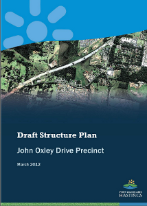 Port Macquarie - Hastings Council John Oxley Drive Draft Precinct Structure Plan